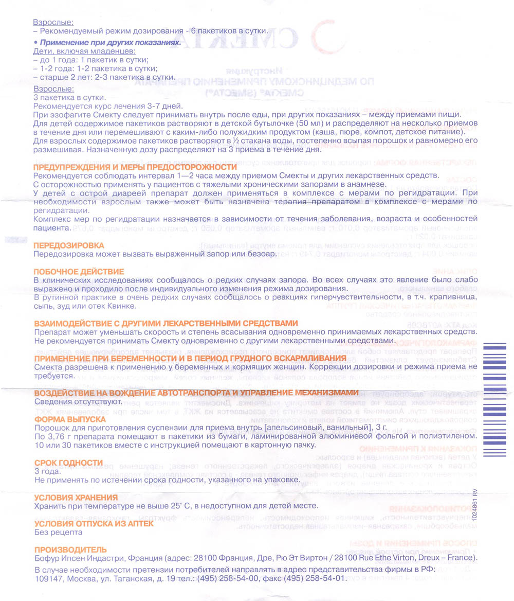 Кеторол - инструкция по применению